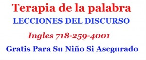 espanol, speech therapy, discurso, terapia, gratis, staten island, brooklyn, new york